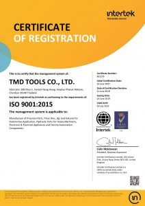 TC 357-RE-TMD Tools Co., Ltd. (Eng) 9001[301]-page-001